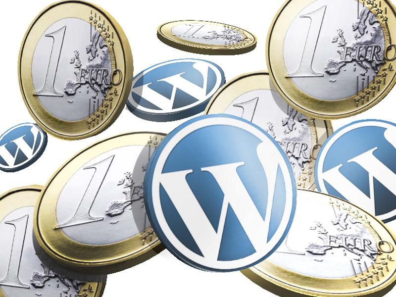 Geld verdienen mit WordPress-Blog