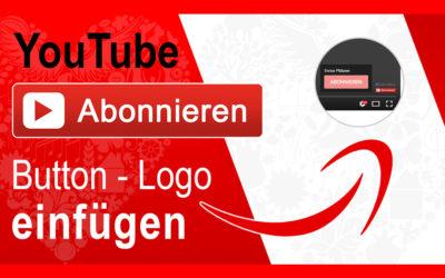 YouTube Subscribe / Abonnieren Button einfügen